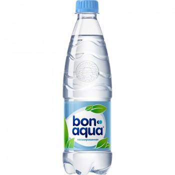 """Вода """"БонАква"""" не газированная 0,5"""